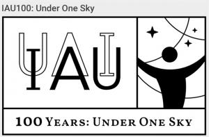IAU100 同一星空共賞百年